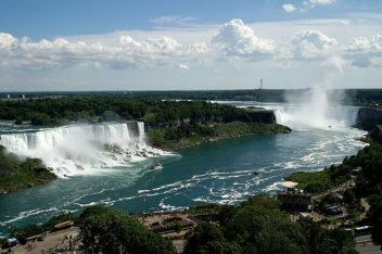Niagara Falls Pavilion Contest