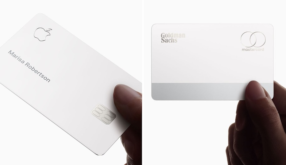Apple Card, Apple Inc, Mastercard, Goldman Sachs
