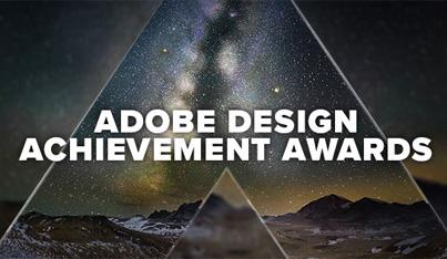 Adobe Design Achievement Awards 2019