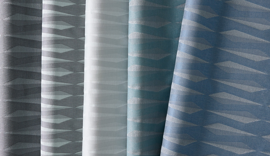 Four New Wallcoverings Lend Quiet Blue Depth to Living Spaces