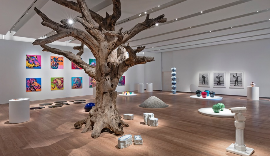 On Now: Ai Weiwei Unbroken at Toronto's Gardiner Museum