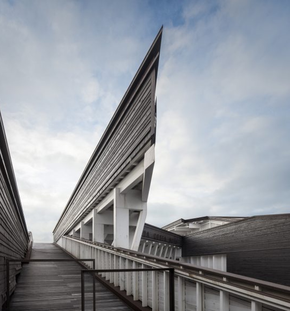 ARX Portugal, Ilhavo Maritime Museum Extension, Portuguese Architecture