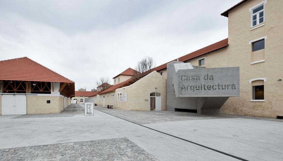 Guilherme Machado Vaz, Casa de Arquitectura, Portuguese Architecture