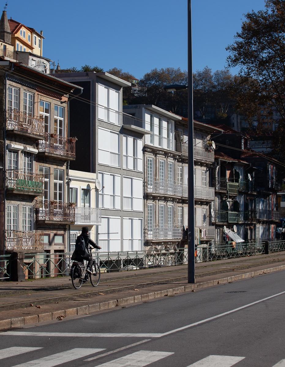 Menos é Mais, Miragaia, Porto, Portuguese Architecture