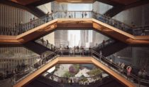 Heatherwick's Vessel… and 5 More Memorable Staircases