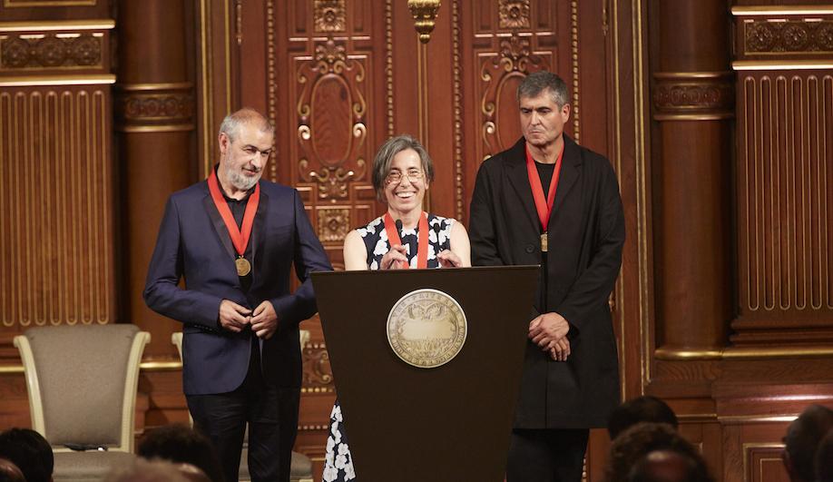 Carme Pigem, RCR Arquitectes, Pritzker Architecture Prize