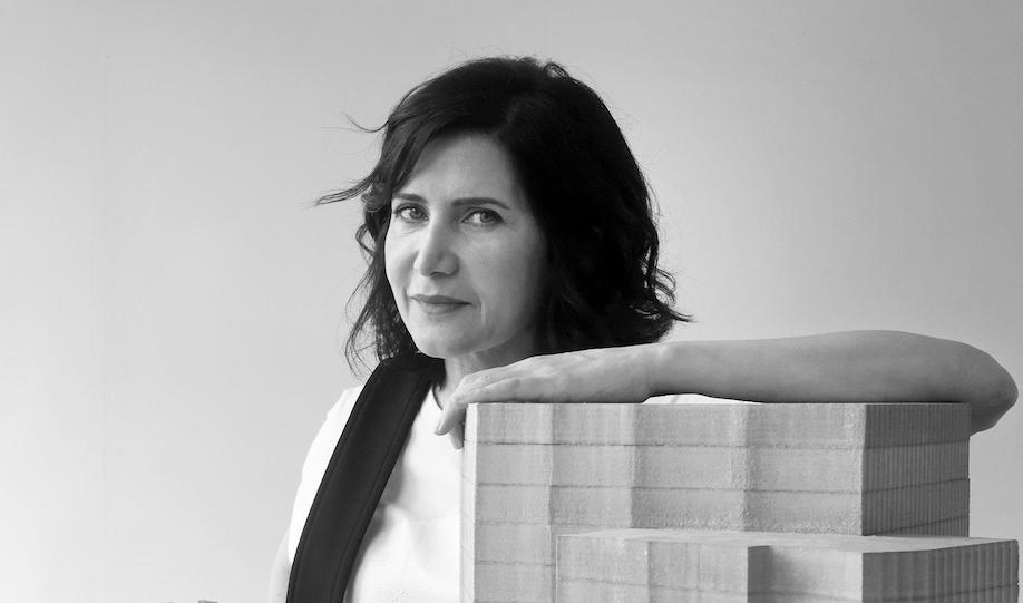 Farshid Moussavi, women in architecture, women architects