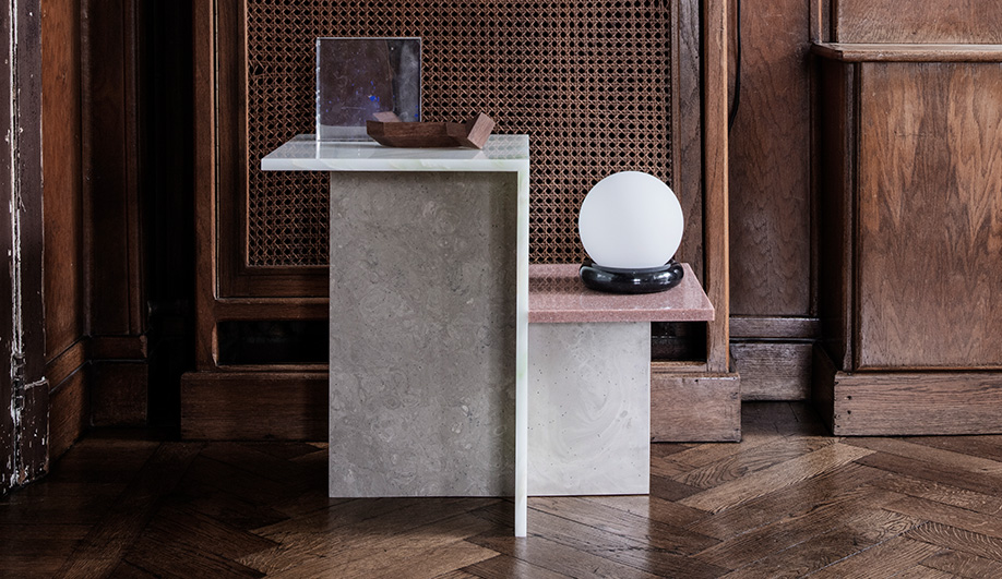 Distinct Side Table by Ferm Living