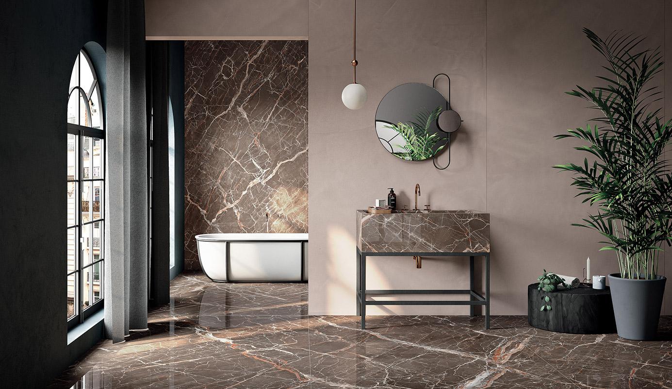 Ombro di Caravaggio Tiles by Ceramica Fondovalle