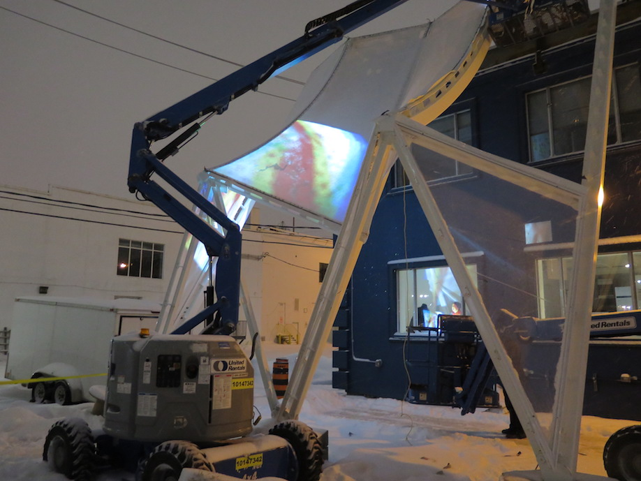 Sidewalk Labs, Building Raincoat, Toronto, Partisans, RWDI