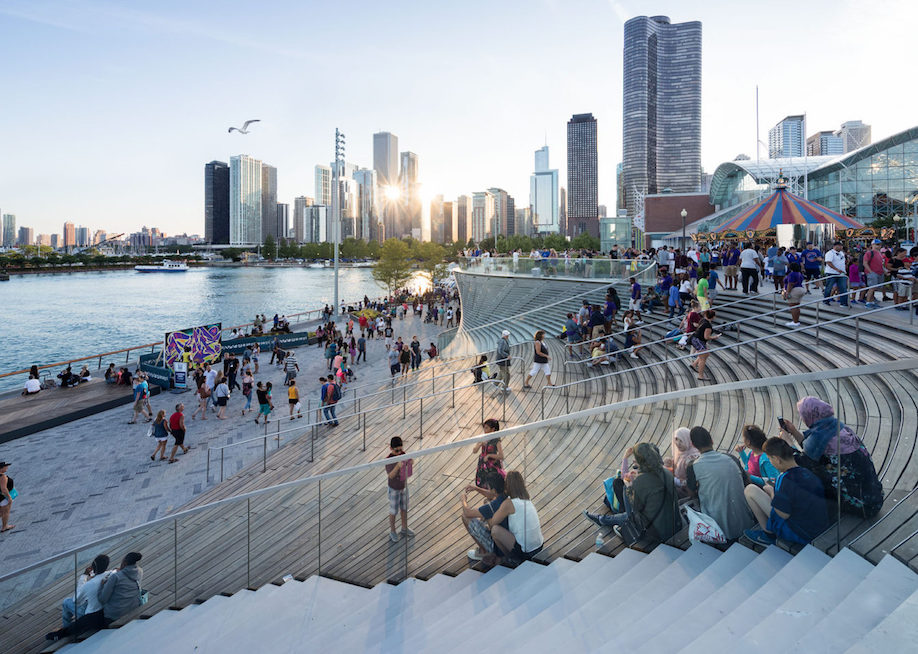 Navy Pier, Chicago, nArchitects, Mimi Hoang, women in architecture, women architects