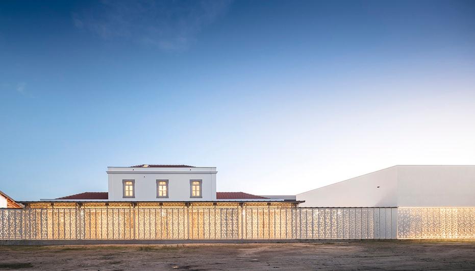 CVDB, Portuguese Architecture