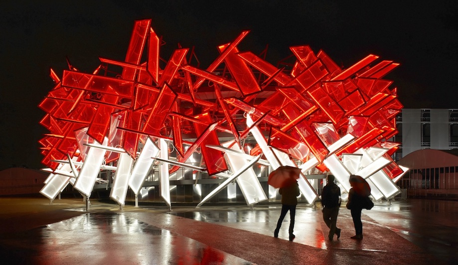 Coca Cola Beatbox, London, Pernilla Ohrstedt Studio, women in architecture, women architects
