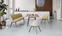 629 Dining Seating by Rolf Benz