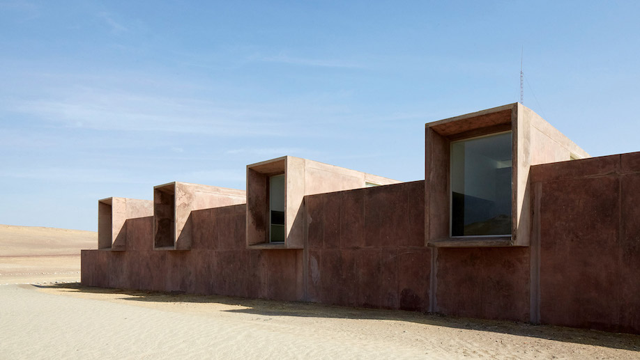 Musedo de Paracas, Peru, Barclay & Crousse., Sandra Barclay, women in architecture, women architects