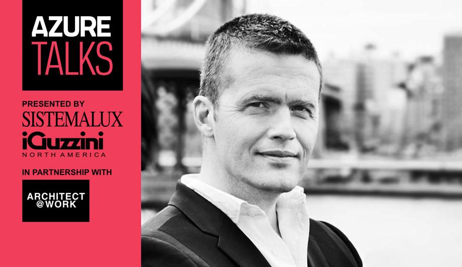 AZURE Talks: Eric Bunge at ARCHITECT@WORK in Toronto