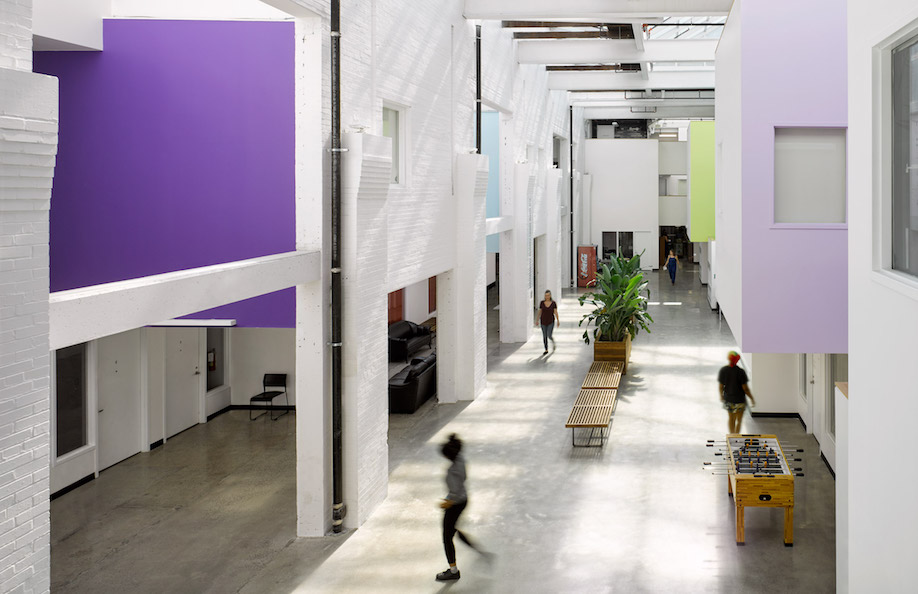 Eva's Phoenix Brant Street, LGA Architectural Partners, Toronto, Janna Levitt, woomen in architecture, women architects