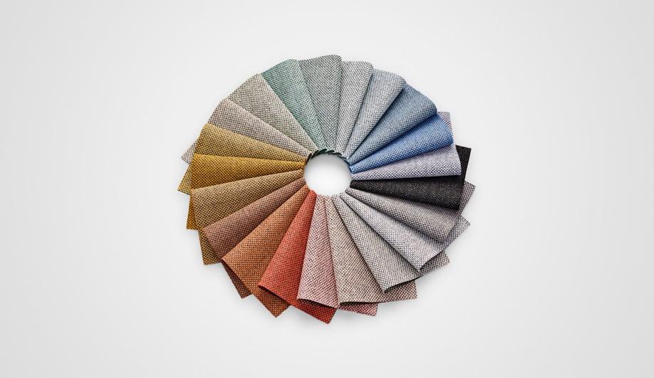 Kvadrat, Re-wool, material innovation in design