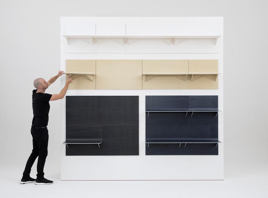 Benjamin Hubert, shift, material innovation in design