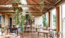 A Copenhagen Warehouse Becomes a Restaurant with the Heart of a Home