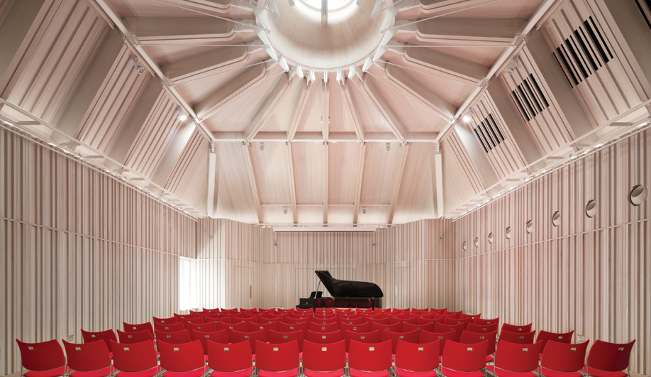 Ian Ritchie Unveils Finely Tuned Addition to Royal Academy of Music