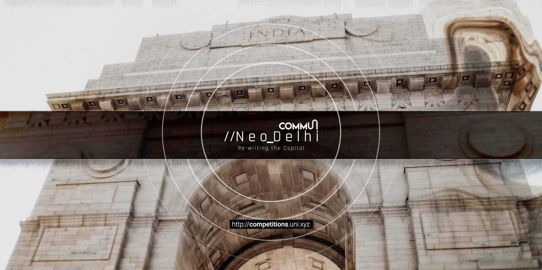 Neo Delhi - Rethinking Connaught place '19 : India - Azure