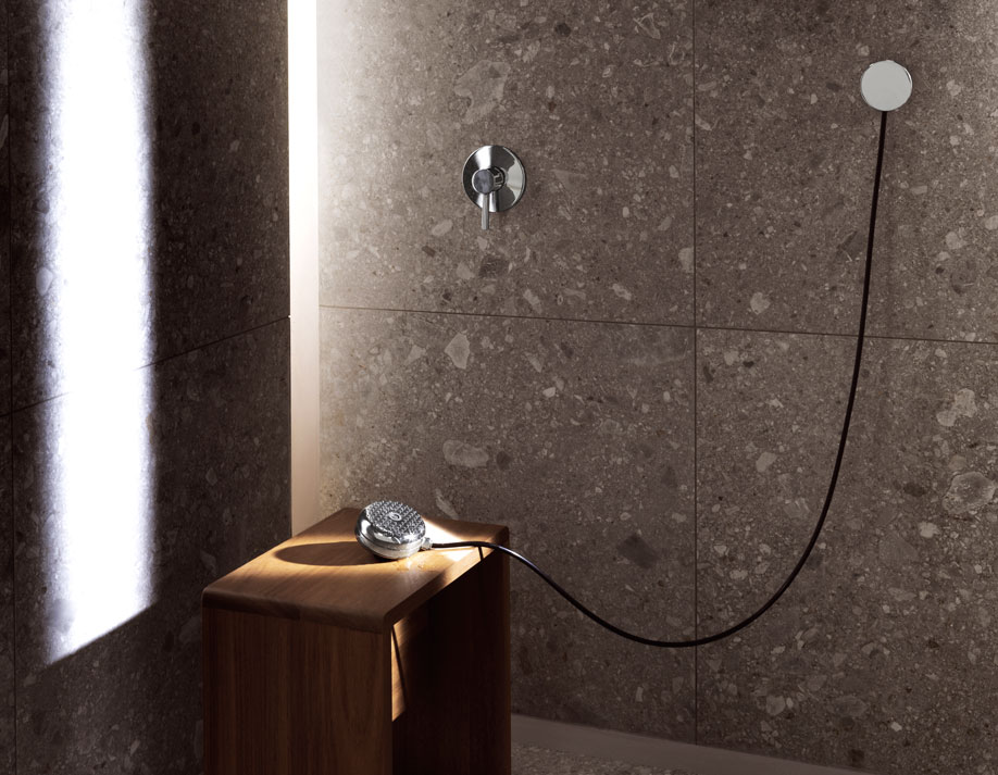 shower fixtures, Watercandy, Zucchetti, Kos