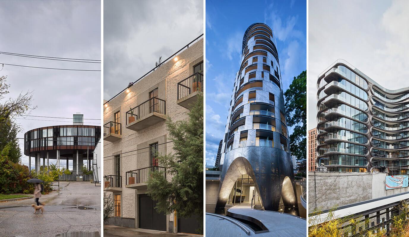 Residential Architecture – Multi-Unit