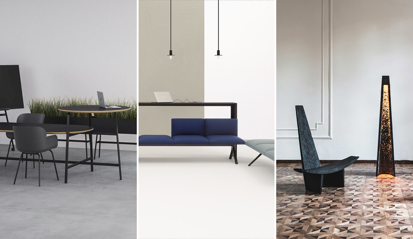Furniture Systems + Collections