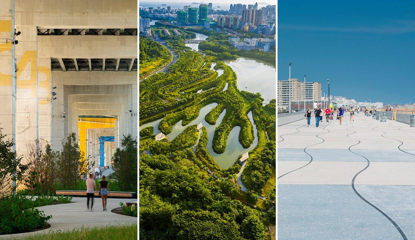 Landscape Architecture, AZ Awards Finalists 2019