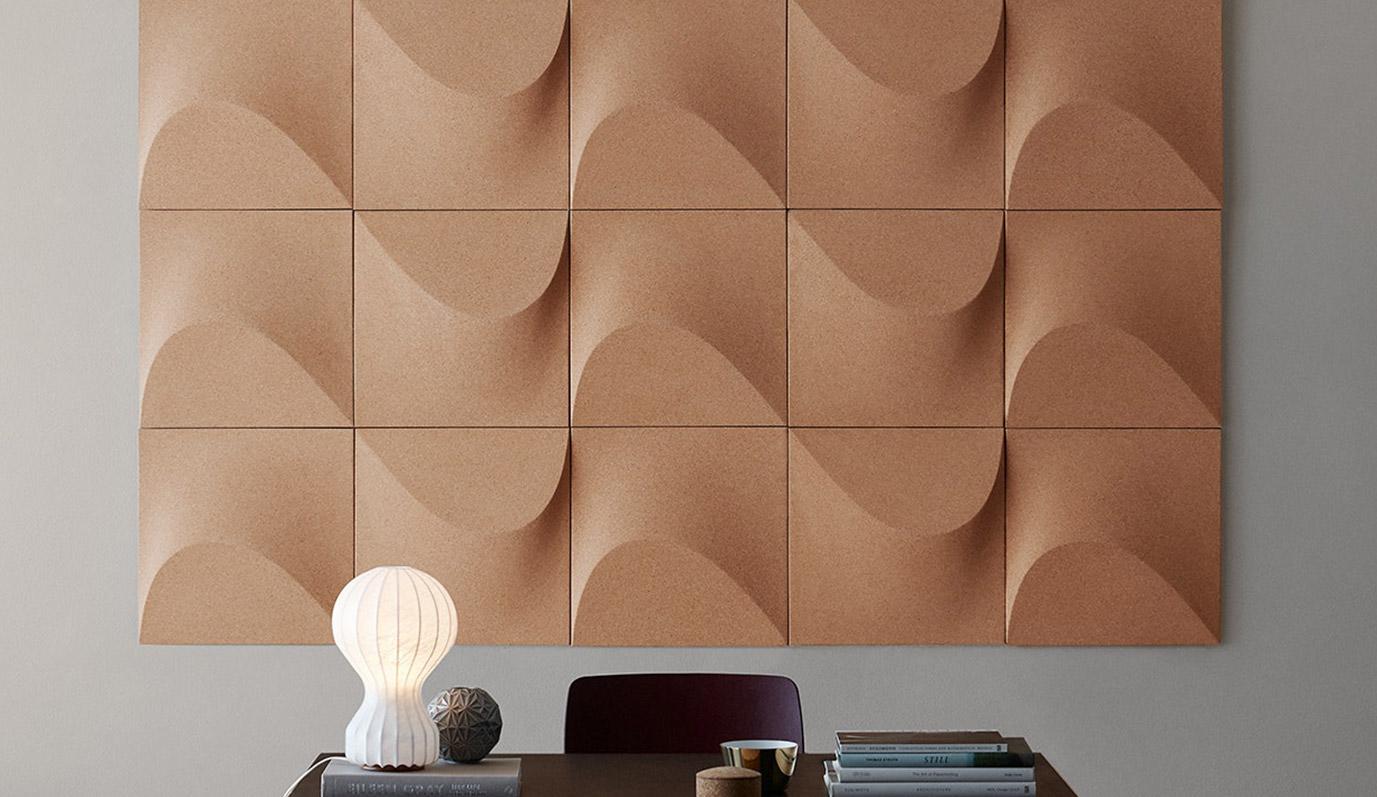 Sahara Wall Panels by Abstracta