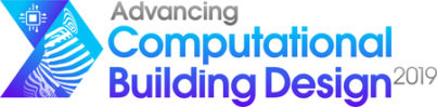 Advancing Computational Building Design Conference