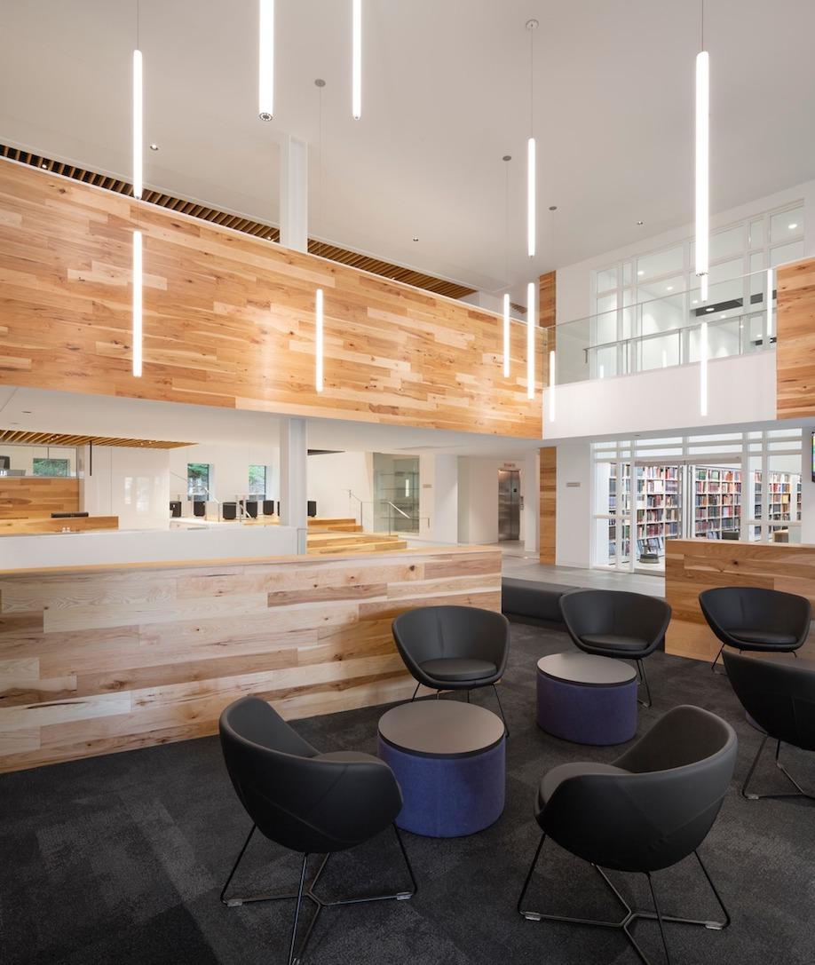 Bishop's University, Lemay, Lumigroup, Sherbrooke, Quebec