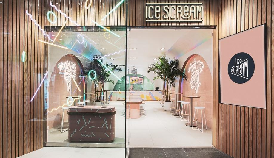 Ice Scream, New York, Aesthetique