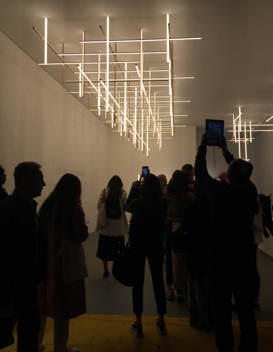Capturing Michael Anastassiades' latest lighting for Flos