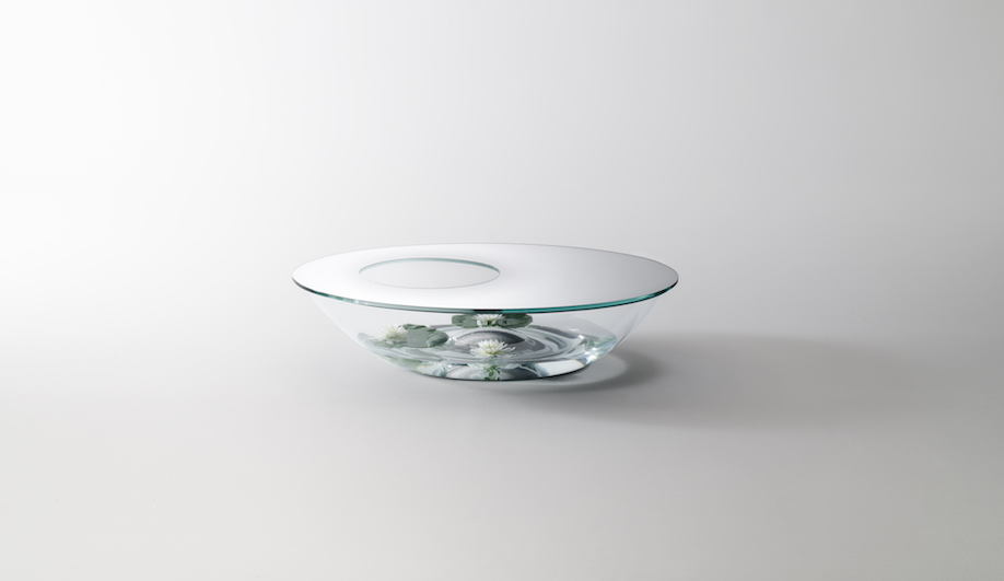 Glas Italia, Nacre Table, Yabu Pushelberg, Milan Trends, Salone del Mobile 2019, Milan Design Week