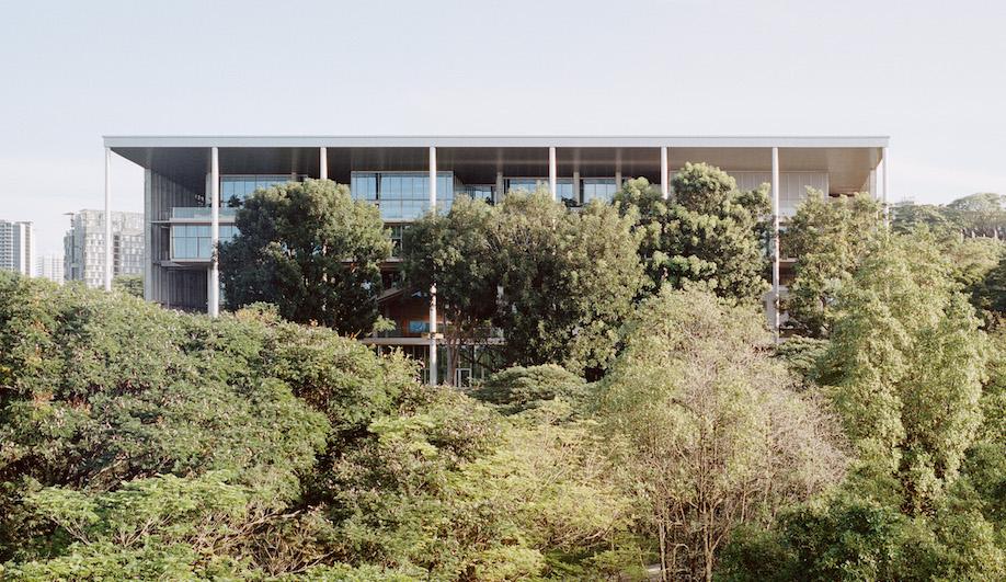 SDE4, National University of Singapore, Serie + Multiply, Surbana Jurong