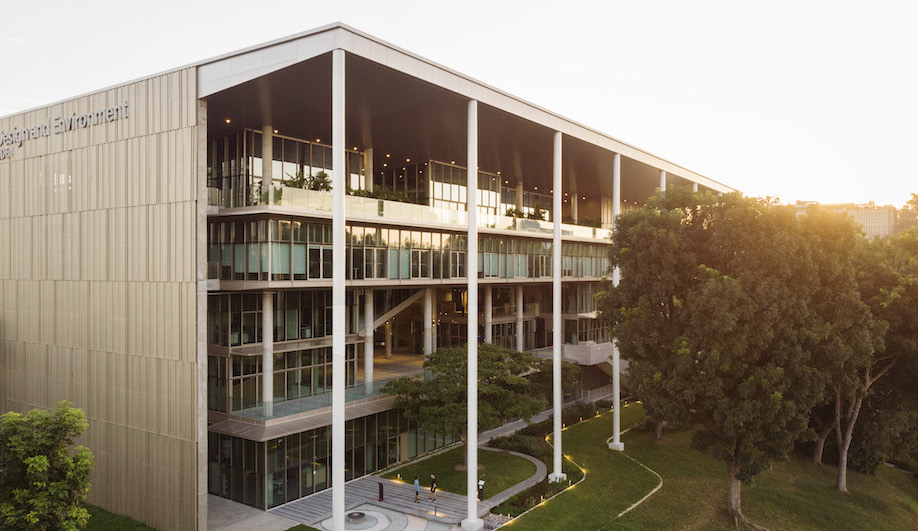Singapore Gets a Design School Building as Ambitious as the City State Itself