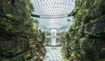8 Global Airports Ushering in a New Era of Aviation (and Design)