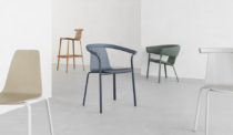 Shell Game: The Atal Collection's Chairs All Spring From a Single Form