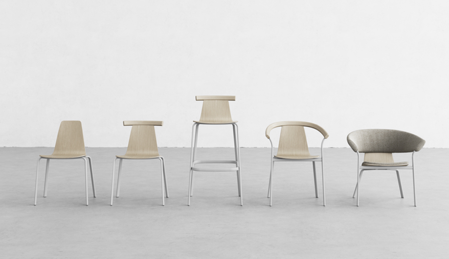 Form Us With Love, Atal Seating Collection, Alki