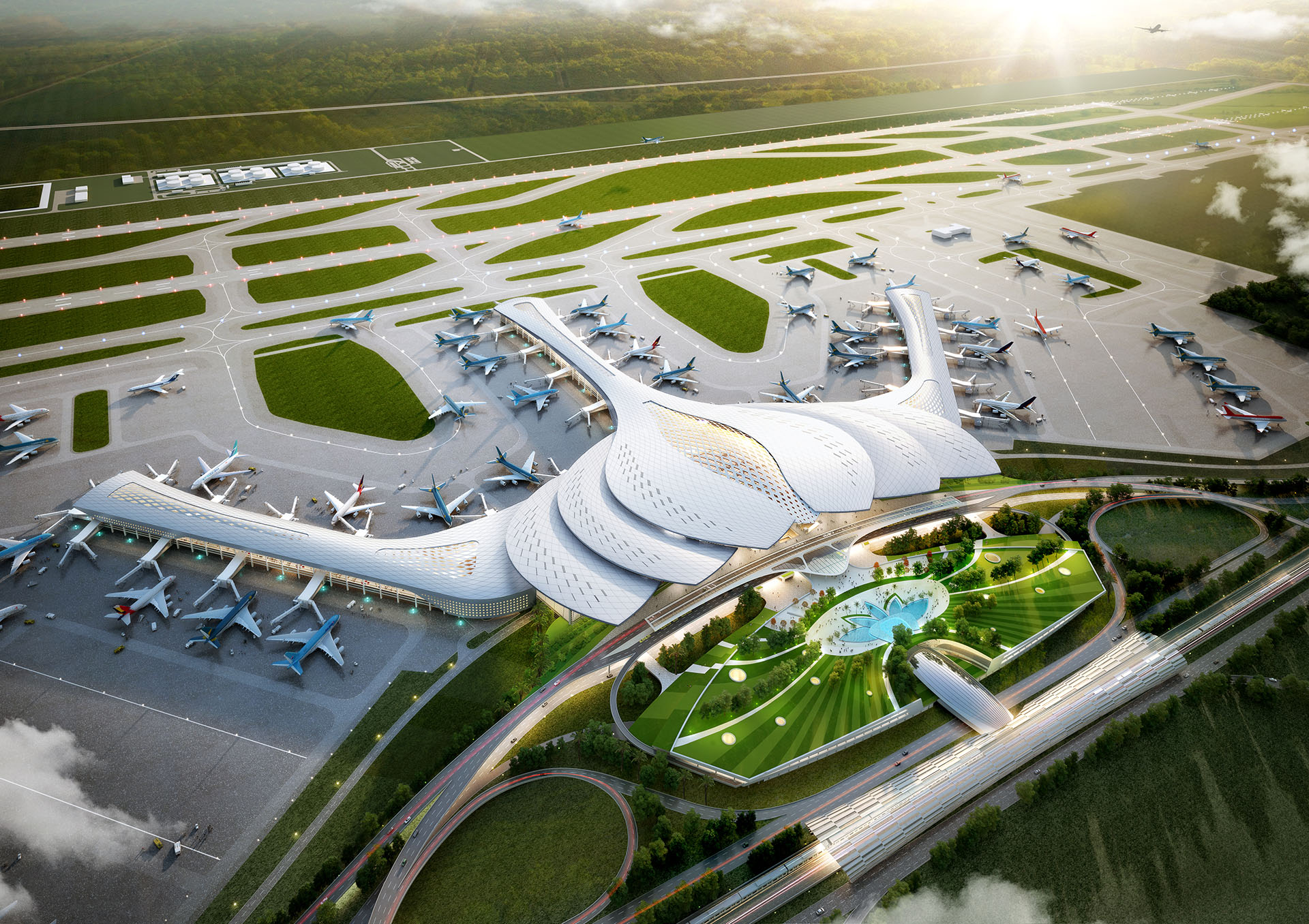 8 Global Airports Ushering in a New Era of Aviation (and