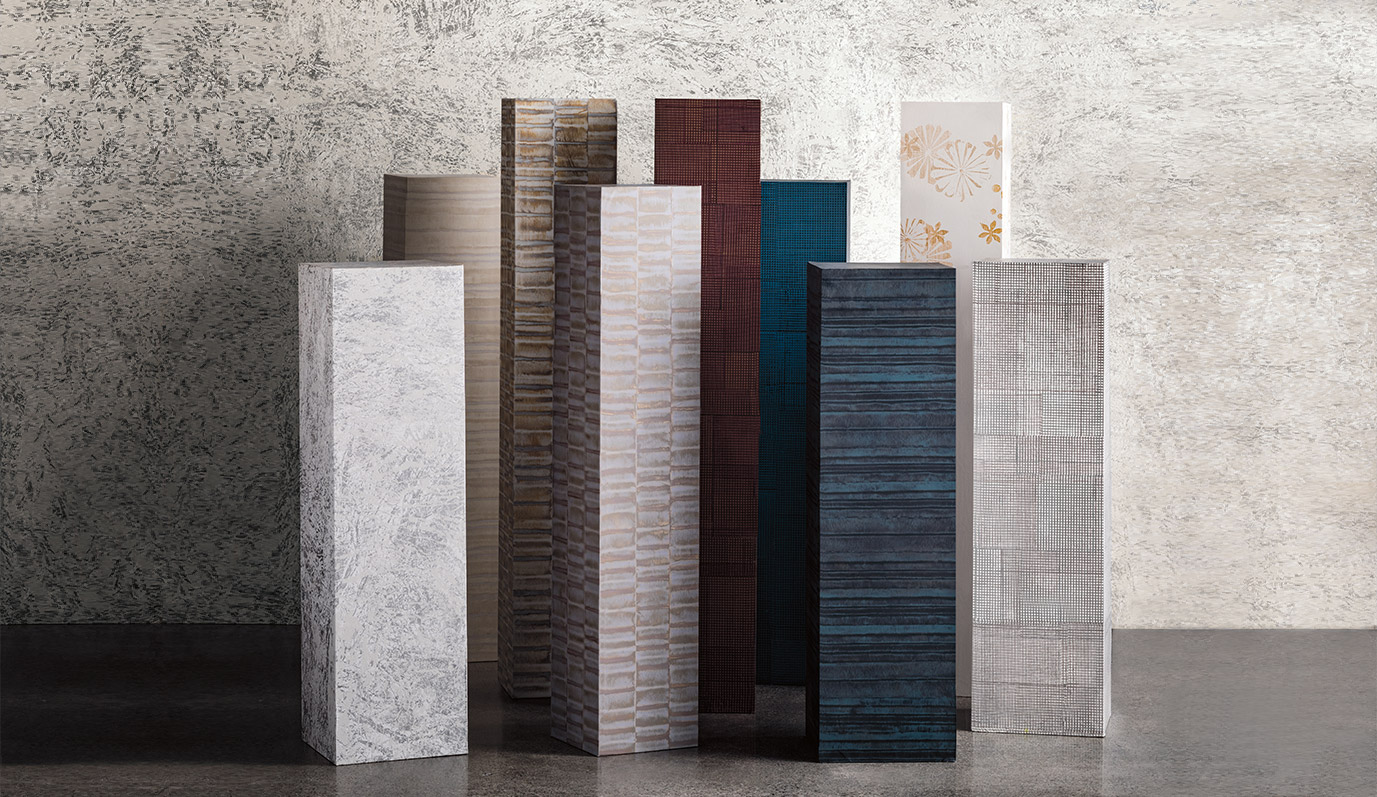 Wallpaper Capsule Collection by Benjamin Moore