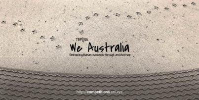 We Australia – Embracing Evolution through Architecture