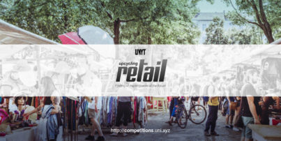 Upcycling Retail – Changing Market Places