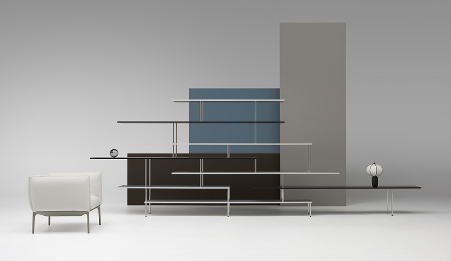Super_Position Shelving by MDF Italia