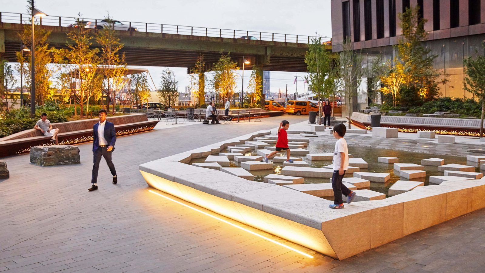 Scape Crafts a Weather-Resilient Plaza in Manhattan - Azure