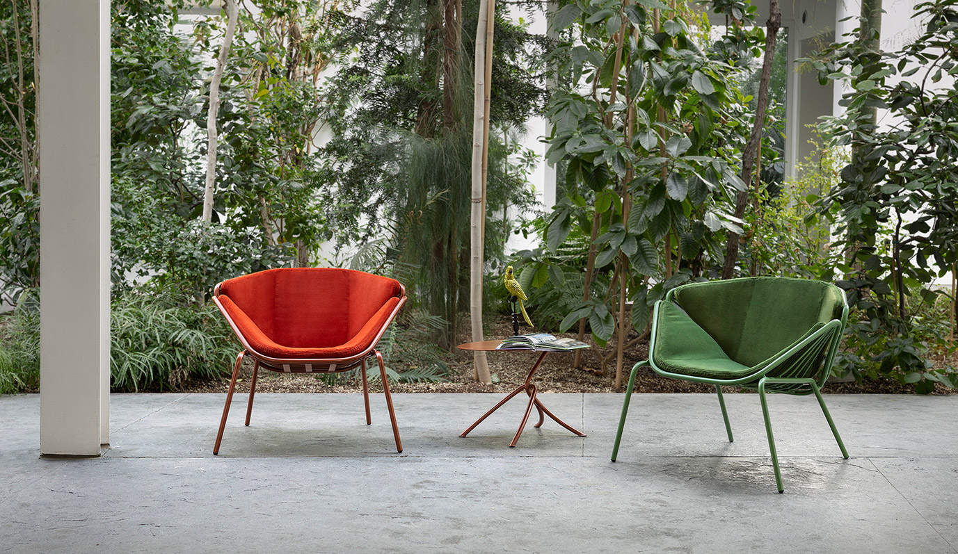 Skin Outdoor Collection by Traba