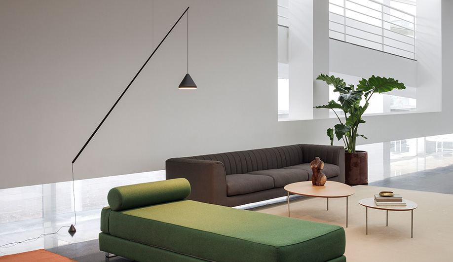 North Floor-Pendant by Vibia