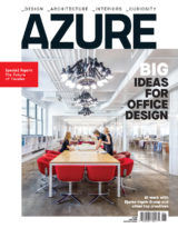 AZURE - June 2019 - The Workspace Issue - Cover